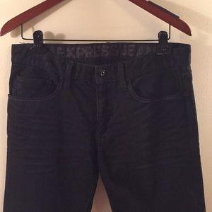 Express Rocco Skinny Jeans 31x32